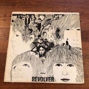 The Beatles revolver record